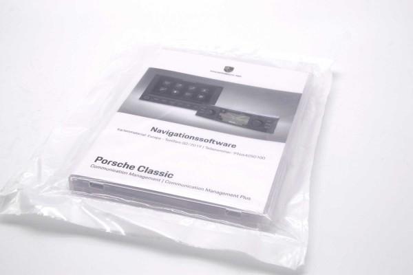 Navigationssoftware Original Porsche 996 642 501 00