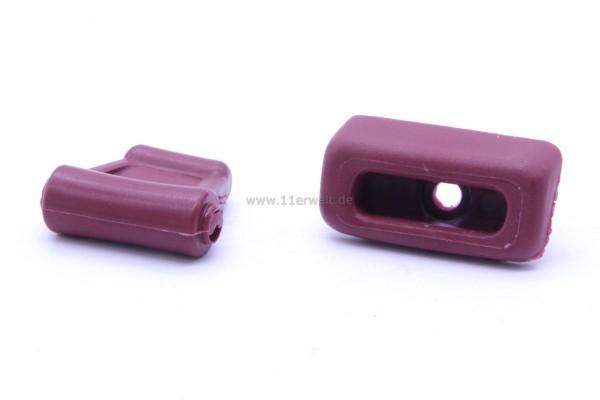Clips zur Befestigung der Sonnenblende Mercedes R107 burgund