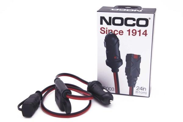 Noco GC003 X-Connect 12 V Anschluß für Bordsteckdose/Zigarettenanzünder