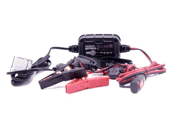 Noco intelligentes Batterieladegerät Genius2 6V und 12V