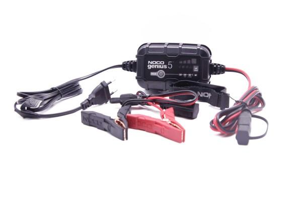 Noco intelligentes Batterieladegerät Genius5 6V und 12V