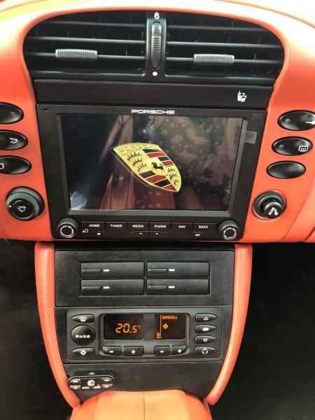 Porsche Classic Navigation Communication Management Plus