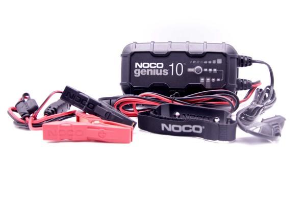 Noco intelligentes Batterieladegerät Genius10 6V und 12V