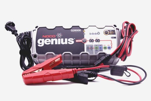 Noco intelligentes Batterieladegerät G26000 EU 12V und 24V Pro Series