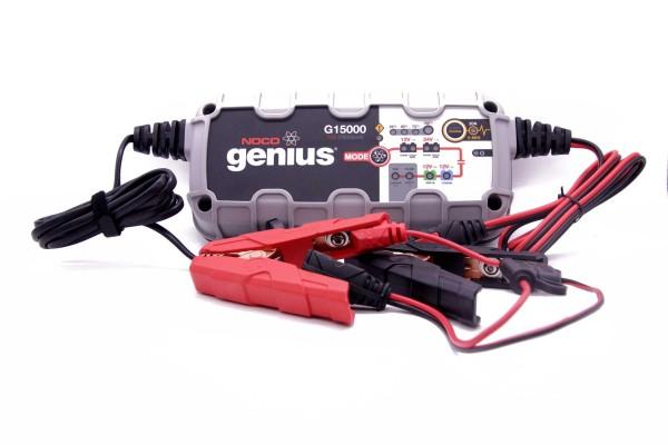 Noco intelligentes Batterieladegerät G15000 EU 12V und 24V Pro Series