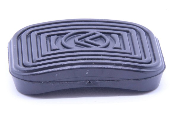Gummi für Brems- oder Kupplungspedal VW Käfer 1300- 1303