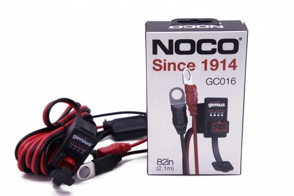 Noco GC016 X-Connect Ösen Anschluß für Genius Batterieladegeräte mit Statusanzeige