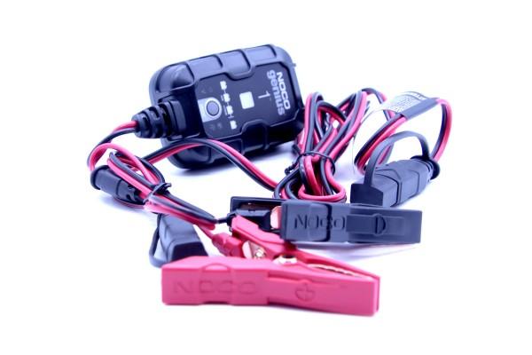 Noco intelligentes Batterieladegerät Genius1 6V und 12V