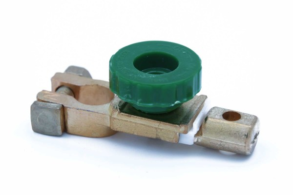 Batterietrennschalter - Polklemme für Autobatterie