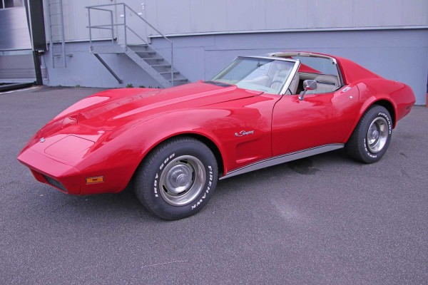 Corvette C3 Stingray BJ 1974 Restaurationsobjekt